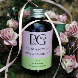 Body Oil 'Love & Sensuality'
