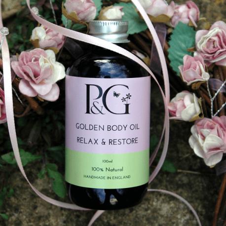 Body Oil 'Relax & Restore'