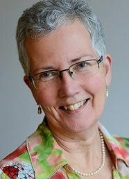 Carol Aplin Founder of Pink&Green Skincare