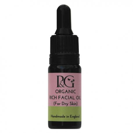 P&G Rich Facial Oil 2