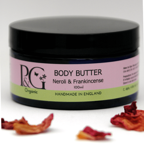 Neroli & Frankincense Body Butter 100ml