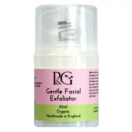 P&G Facial Exfoliator