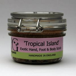 'Tropical Island' Exotic Body Scrub – 150g