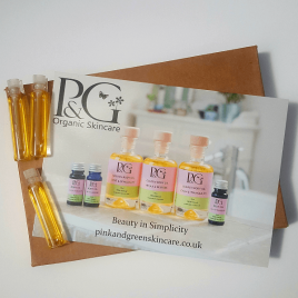 Sample Facial Oils – 1ml Vial
