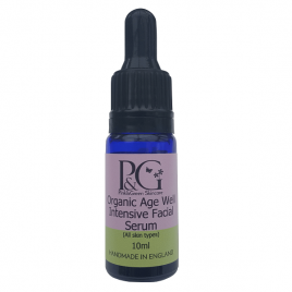 Organic 'Age Well' Intensive Facial Serum – 10ml
