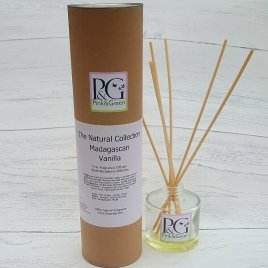Madagascan Vanilla & Lavender Fragranced Room Diffuser – 100ml