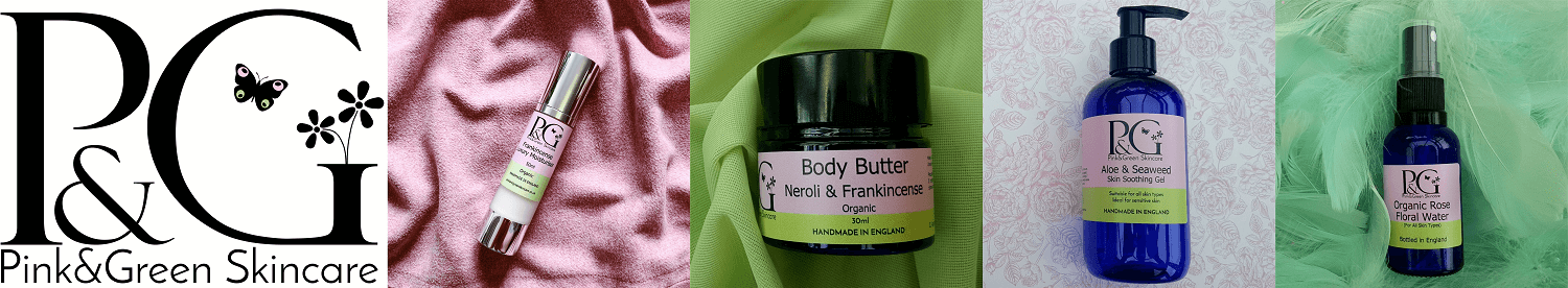 Pink&Green Skincare UK