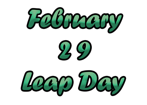 A Leap Year Proposal - february 29 leap day