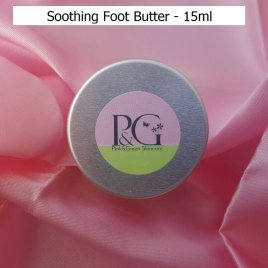 Soothing Foot Butter Travel Size 15ml